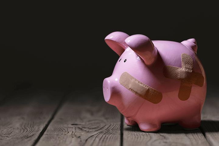 Cofrinho de Porco e reserva de emergência onde investir